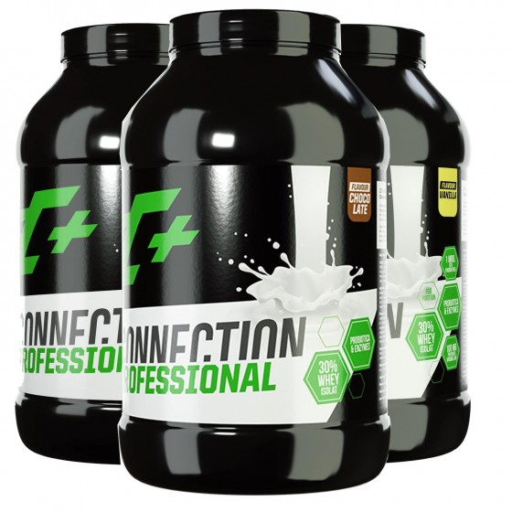 Whey Connection Professional 2500g