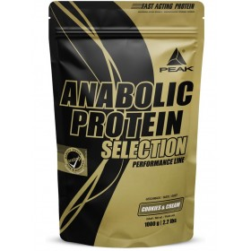 Anabolic Protein Selection - Cookies & Cream